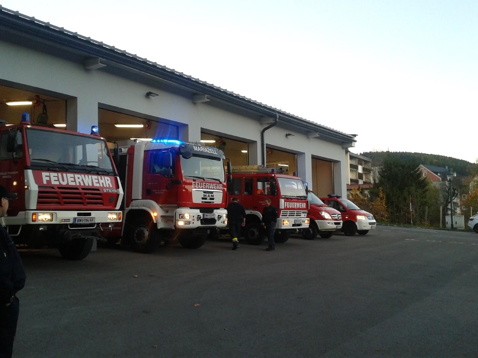 Fahrzeuge der FF-Mariazell