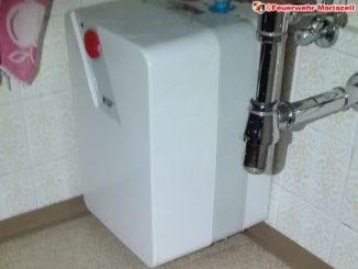Warmwasserboiler