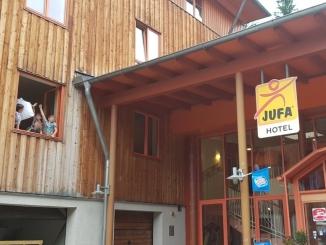 Übung im Jufa Sigmundsberg bei Mariazell